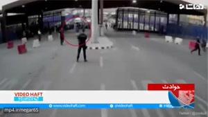چهار ویدئوی پربازدید از حوادث را در ۶۰ ثانیه ببیند