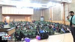 استندآپ کمدی دانشجوهای ورودی جدید (سامان طهرانی)
