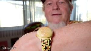 بزرگترین کلکسیون همبرگر دنیا