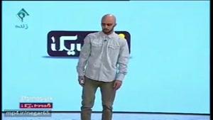 اجرای استندآپی درباره مترو سواری توسط عرفان علیرضایی کمدین اینستاگرامی در شبکه یک
