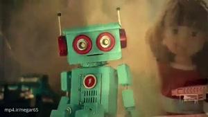 """انیمیشن کوتاهی با موضوع """" عشق یک عروسک و ربات """""""