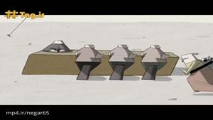 انیمیشن کوتاه و زیبای «باد»: مردمی که به زندگی در «باد» عادت کردهاند