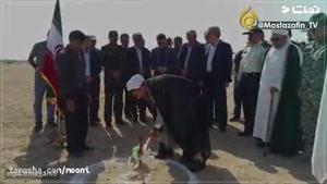 احداث اولین مسجد روی آب در کیش