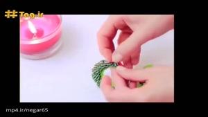 آموزش ساخت دستبند با استفاده از بند کفش