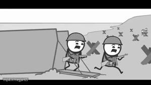 انیمیشن کمدی خل و چل ها - قهرمان(دوبله فارسی)