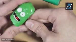 ساخت عروسک ریک خیارشور (rick and morty) با ۳D Pen