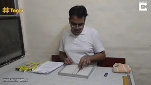 مرد هندی با نمایشی عجیب نامش را در گینس ثبت کرد