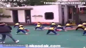 آموزش کار گروهی از کودکی در مدارس ژاپن