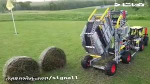 ماشین کشاورزی لگویی