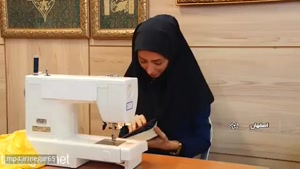 زنان کارآفرین شهر فیروزهای، پیشتازان توسعه صنایع دستی