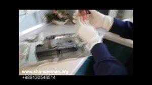 کباب زن دستی - خرید اینترنتی - شاندرمن