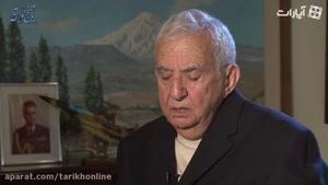گفتگوی حسین دهباشی با امیرشاپور آذربرزین