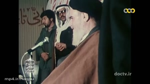 دیدار هیئت کویتی با امام خمینی 57
