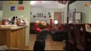 کوچولوی بسکتبالیست