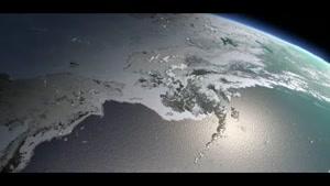 سیاره ی انسان 3 - Arctic Life In The Deep Freeze