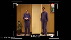 پشت صحنه فیلم طنز درحاشیه بسیار شدید خنده داره حالشو ببرین