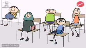 ویدیو جدید و عالی سروش رضایی- قصه های دانشگاه واستاد دانشقند