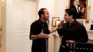 تمرین صدای حسن ریوندی