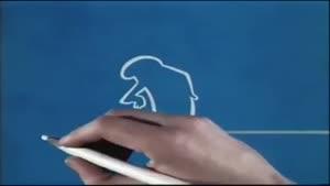کارتون خیلی زیبای آقای خط - ۶