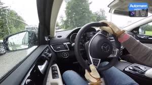 ۰ تا ۱۰۰ Mercedes GLE ۳۵۰,