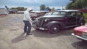 استارت ماشین های قدیمی
