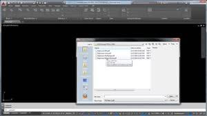 نحوه تبدیل PDF به DWG