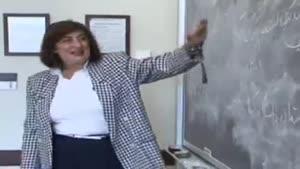 تدريس زبان فارسي در دانشگاه واشنگتن سنت لوئيس
