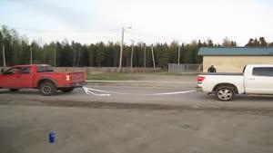 دوئل Ford و Toyota