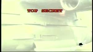 سقوط هواپیمای نظامی روی باند فرودگاه