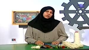آموزش بافت فرش ایرانی قسمت ۴
