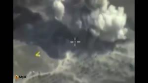 بمباران منطقه ساخت سلاحهای هستهای رقه در سوریه