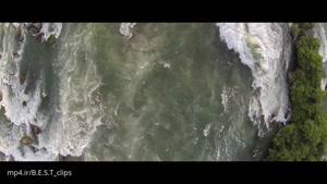 فیلمبرداری هوایی از آبشار نیاگارا