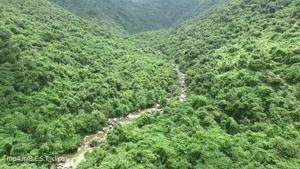 فیلم هوایی از آبشار های هنگ کنگ