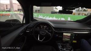 فناوری رانندگی بدون راننده در آئودی کیو ۷