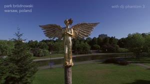 پارک برودنوسکی در لهستان با دی جی آی فانتوم