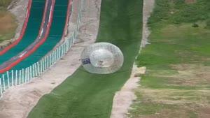 تفریح با OGO Ball