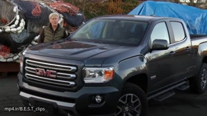بررسی GMC Canyon SLE Car Review