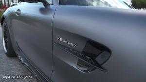 تست رانندگی با مرسدس بنز AMG GT R ۲۰۱۷
