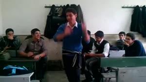 رقص جدید و باحال در مدرسه