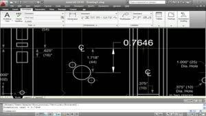 تبدیل فایل PDF به AutoCAD