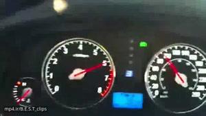 شتاب صفر تا صد و سرعت هیوندای آزرا