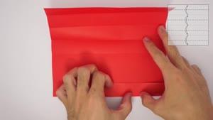 روش ساخت گل رز کاغذی