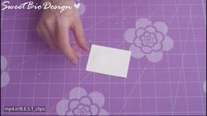 نحوه ساخت دفترچه یادداشت