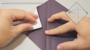 نحوه ساخت پنگوئن کاغذی
