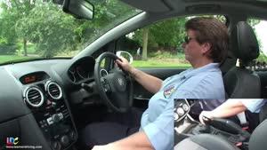 آموزش رانندگی قسمت سوم