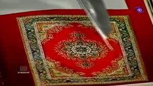 آموزش بافت فرش ایرانی قسمت ۲