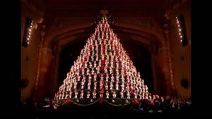 زیباترین درخت های کریسمس در کشور های مختلف