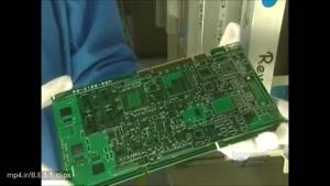 برد های کامپیوتر چگونه ساخته می شوند