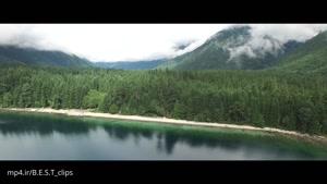 فیلمبرداری هوایی از زیبای های کانادا
