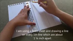 طریقه ساخت قلب کاغذی